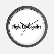 Night Elf Beguiler Wall Clock