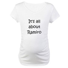 Cool Ramiro name Shirt