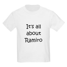 Cool Ramiro name T-Shirt