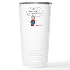 Reading Revolutionary Travel Mug
