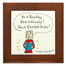 Reading Revolutionary Framed Tile