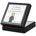 Reading Revolutionary Keepsake Box