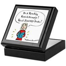 Reading Revolutionary Keepsake Box