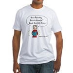 Reading Revolutionary Fitted T-Shirt