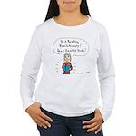 Reading Revolutionary Women's Long Sleeve T-Shirt