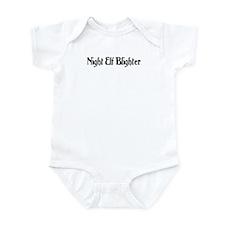 Night Elf Blighter Infant Bodysuit