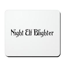 Night Elf Blighter Mousepad