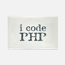 i code php Rectangle Magnet
