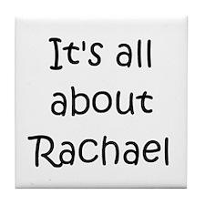 Cool Rachael Tile Coaster