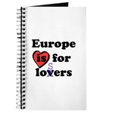 Europe is for Losers (Lovers) Journal