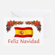 Spain Feliz...2 Greeting Cards (Pk of 10)