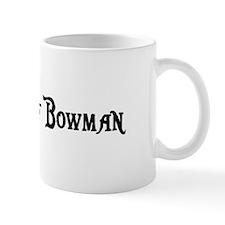 Night Elf Bowman Mug