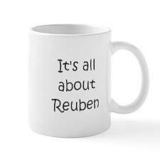 Funny Reuben Mug