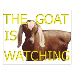 GOAT IS WATCHING Posters