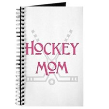 Hockey Mom Pink Journal