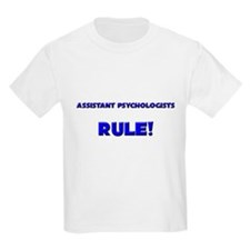 Assistant Psychologists Rule! T-Shirt