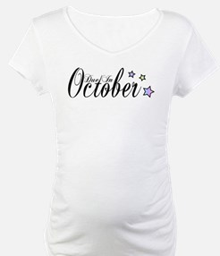 3 Rainbow Stars Due October Shirt