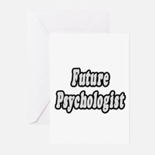 """Future Psychologist"" Greeting Cards (Pk of 10)"