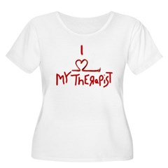 my therapist T-Shirt