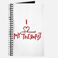 my therapist Journal