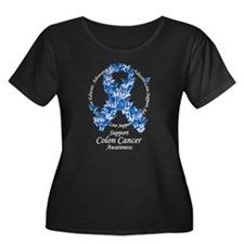 BC Butterfly Ribbon T