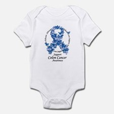 BC Butterfly Ribbon Infant Bodysuit
