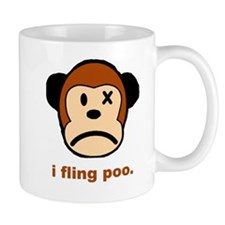 Monkey Poo Mug