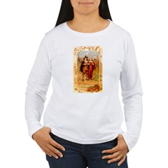 Pilgrims Women's Long Sleeve T-Shirt