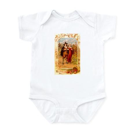 Pilgrims Infant Bodysuit