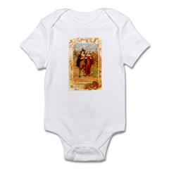 Pilgrims Infant Bodysuit