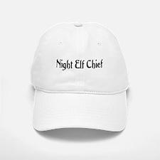 Night Elf Chief Baseball Baseball Cap