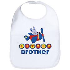 Aviator Bunny Little Brother Bib