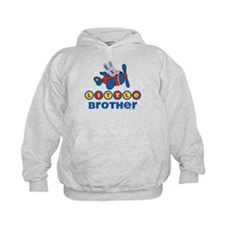 Aviator Bunny Little Brother Hoodie