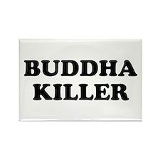 Buddha Killer Rectangle Magnet