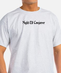 Night Elf Conjurer T-Shirt
