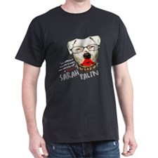"""Sarah Palin """"Pit Bull"""" - T-Shirt"""