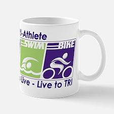 TRI-Athlete Mug