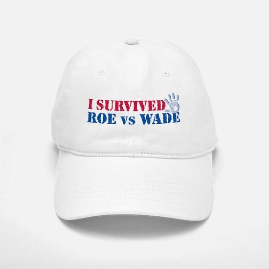 Roe vs Wade (hand) Baseball Baseball Cap