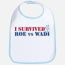 Roe vs Wade (hand) Bib