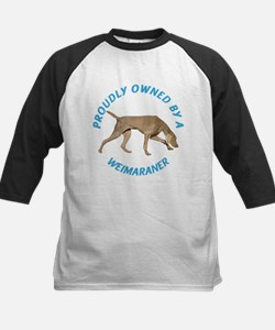 Proudly Owned Weimaraner Tee