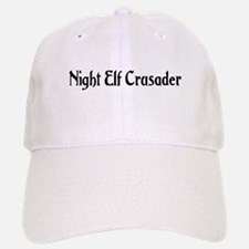 Night Elf Crusader Baseball Baseball Cap
