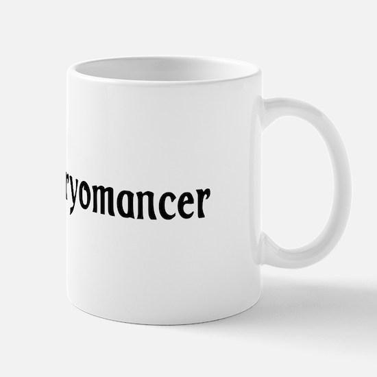 Night Elf Cryomancer Mug