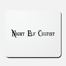Night Elf Cultist Mousepad