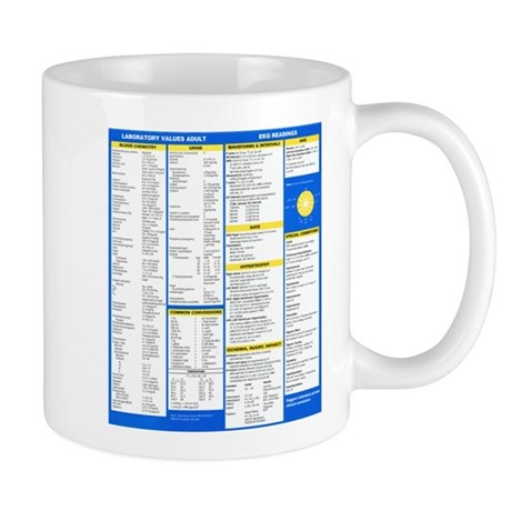 Lab-EKG-ref Mugs