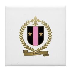 LABATT Family Crest Tile Coaster