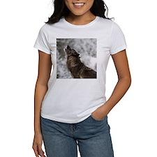 Unique Winter wolf Tee