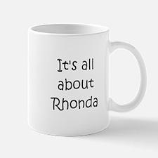 Funny Rhonda Mug