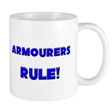 Armourers Rule! Mug
