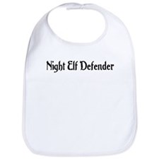 Night Elf Defender Bib