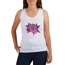 Leaping Bunny Stars (Women's Tank Top)